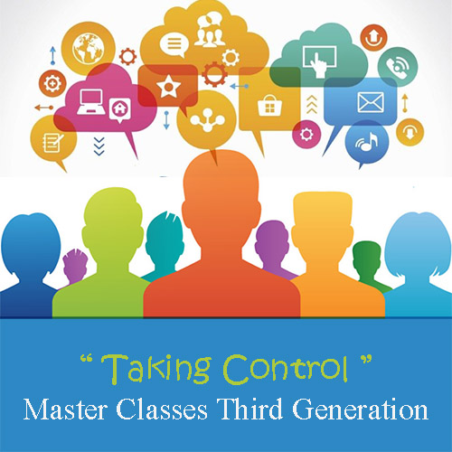 Peter Schenk Master Classes Generation 3 - Taking Control