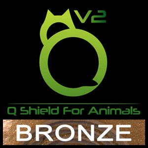 Q Shield V2 Bronze