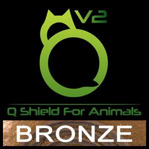 Q Shield V2 Bronze