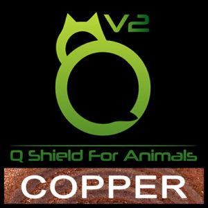 Q Shield V2 Copper