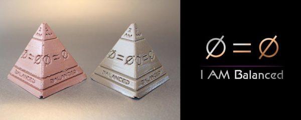 I AM Balanced Pyramid